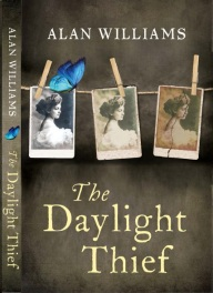 The Daylight Thief Cover Cut Out