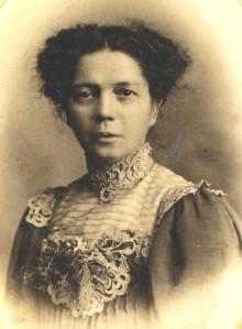 Jack sister - My Great Great Grandmother Emma Davis.