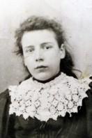 Julia Annie Hawkes 1892